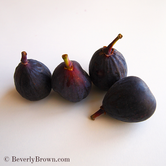 Fig Season - photograph by Beverly Brown